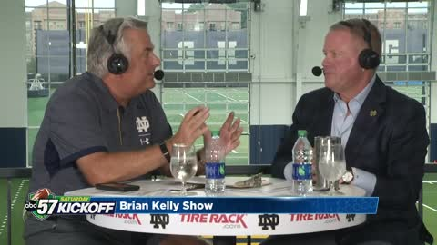 Brian Kelly Radio Show: Notre Dame vs. New Mexico